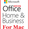 MAC Office-2019 Software @microkeys.com