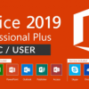 MS Office Pro Plus ( 5 USERS ) Software 2019 @microkeys.com
