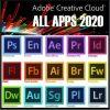 Adobe Creative Cloud All Apps MAC @microkeys.com