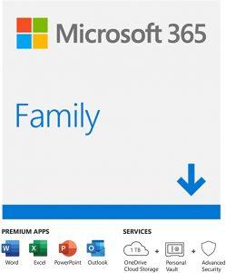 Family 365 office key