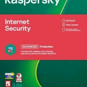 Kaspersky internet security 2021 - 10 PC