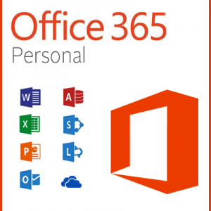 Microsoft Office 365 Personal 12 months PC